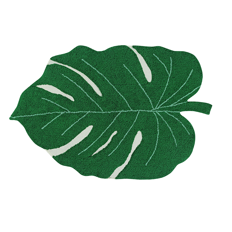Monstera Washable Rug Lorena Canals