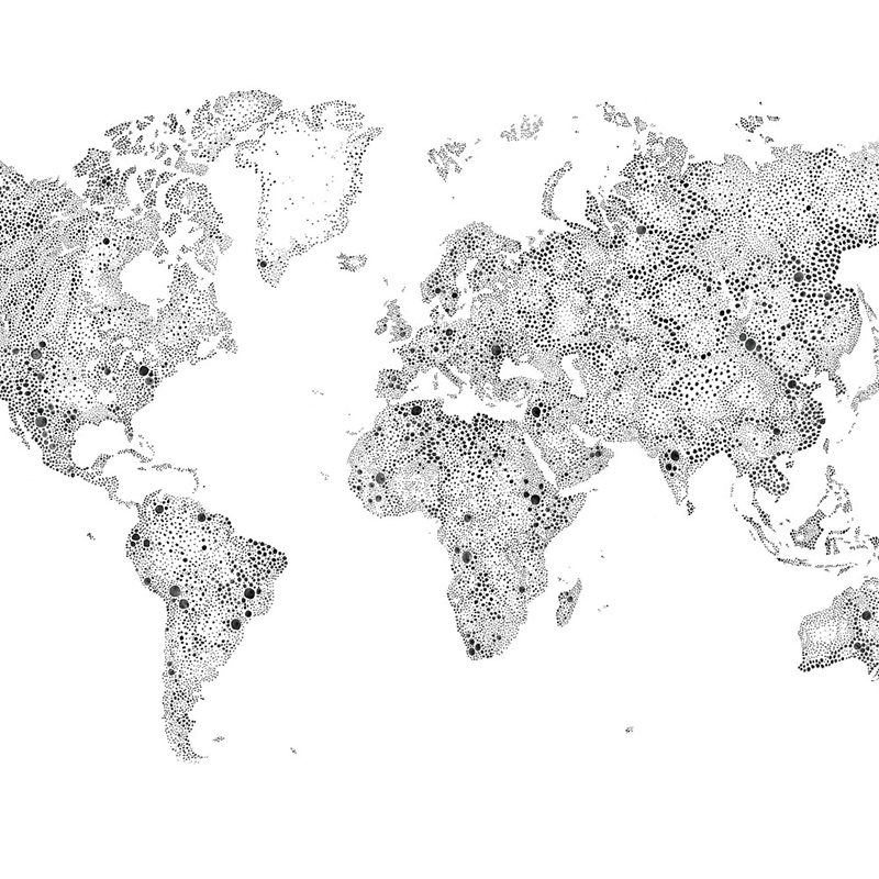 ... World Map Wallpaper