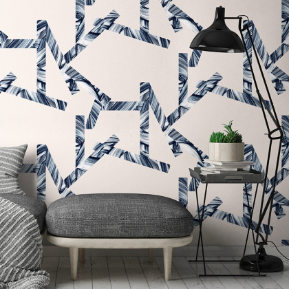 Papel Pintado Stripes