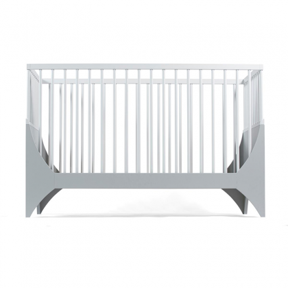 White Yomi Crib