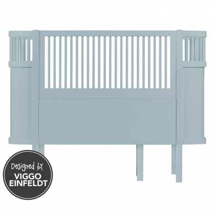 Kili Crib-Bed light blue