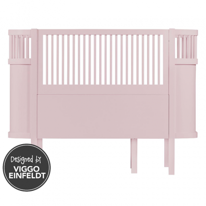 Kili Crib-Bed light pink