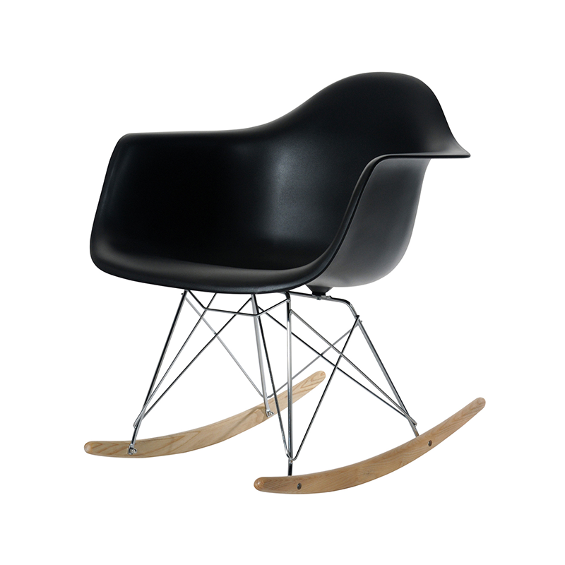 Eames rocking inuk home - Eames lounge chair occasion ...