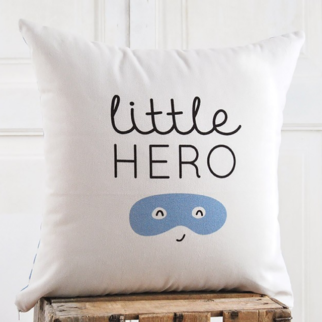 Little hero Cushion