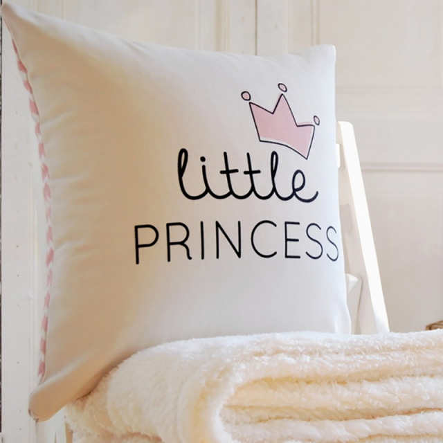 Little Princess Cushion