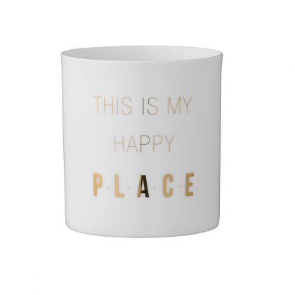 Happy Place CandleHolder