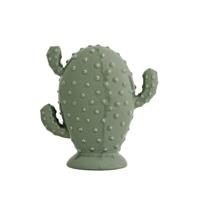 green medium Cactus