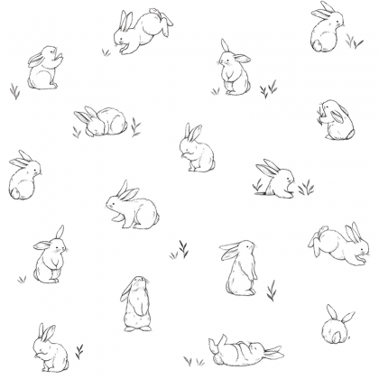 Bunnies Wallpaper