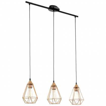 Copper Sedna pendant Lamp