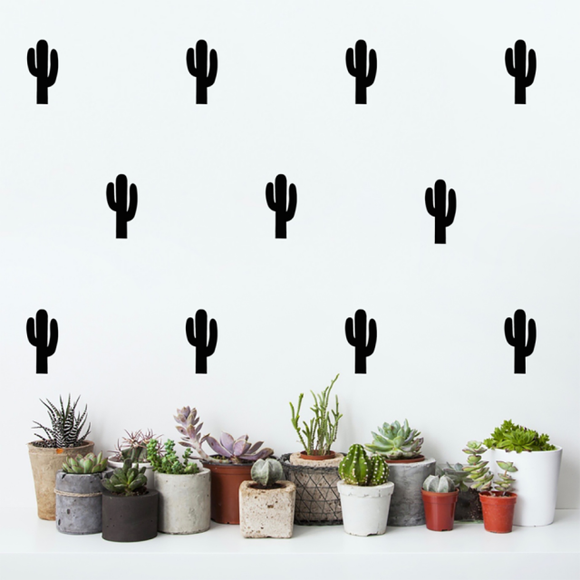 Cactus Wall Sticker