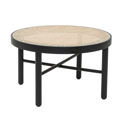 Luna coffee table black