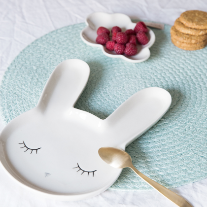 Little Bunny Plate