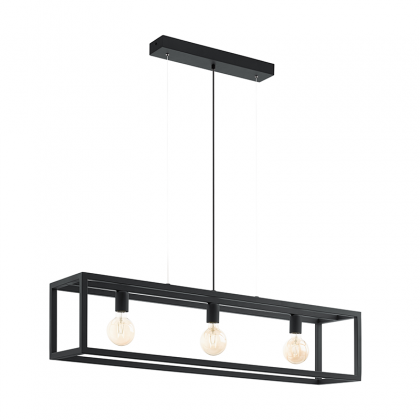 Elisa pendant Lamp black
