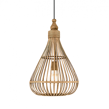 Kirvi pendant Lamp copper