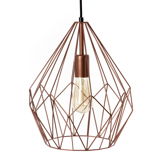 """Copper"" Pendant Lamp"