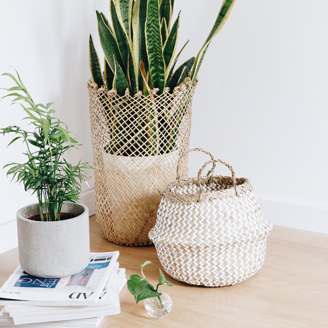 Borneo Wicker Basket