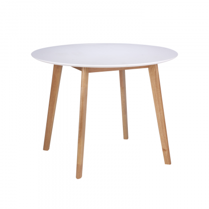 Monna round dining table