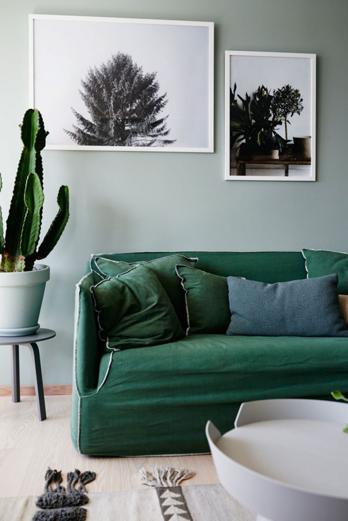 All-green-apartment-with-a-fresh-feel_41