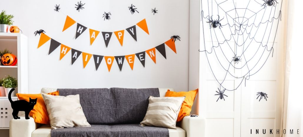 Como decorar casa en halloween, Inuk Home